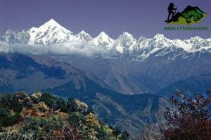 Panchachuli-Peaks